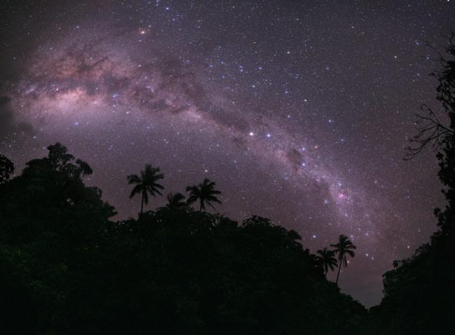 Galactic Paradise by Tunc Tezel